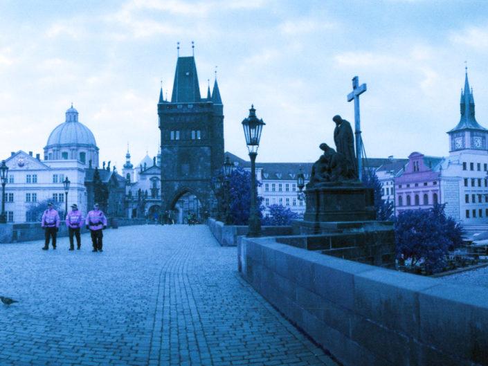 Purple Prague